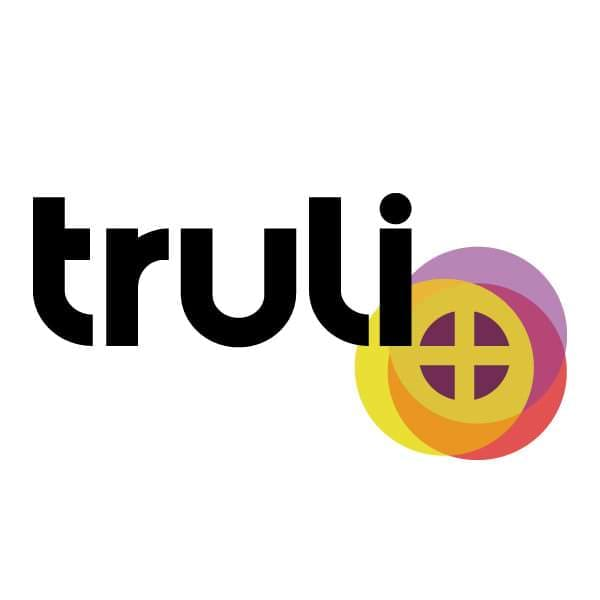 Truli TV Logo Design